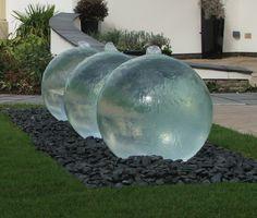 Blog Multiflora: Água Corrente e as Esferas