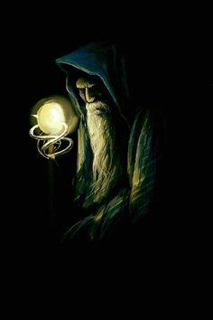 Merlin: wiseman of Arthurian legend Fantasy World, Dark Fantasy, Fantasy Art, Mago Tattoo, Magia Elemental, Male Witch, Fantasy Wizard, Gandalf, Archetypes