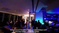 Puerto Rico Oceano Club Dance Party Cruise Holidays | Luxury Travel Bout...