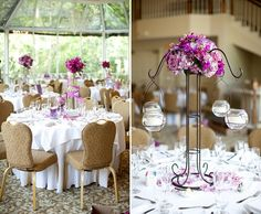 Finally Cooling Down + A Lovely Pink and Purple Ashton Gardens Wedding - Fab You Bliss