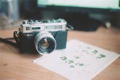 On second thought, maybe I want to hang on to our Yashica Electro forever!