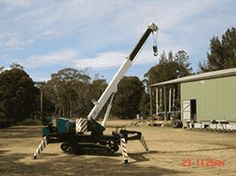Australia is a most beautiful and also a talented country, There are #numerous companies that supply tight access cranes in #Australia on a rental basis. We also supply the #high performance #cranes at a #nominal rate. For any queries #Visit the link machinery-relocations.com.au.