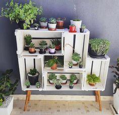 ARTE COM QUIANE - Paps e Moldes de Artesanato : Móvel reciclagem ♻️ caixotes - Decoração Sustentável! . #decoração #sustentavel #sustentabilidade #diy #façavocêmesmo #caixote #madeira