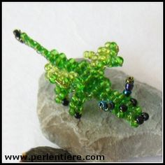 Beads Animals and more ... * Jalailas beads wildlife * step by step with lots of photos
