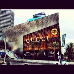 Gucci Store in Las Vegas