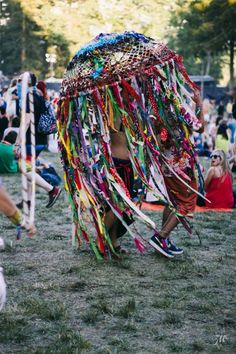 Electric Forest 2013 . Style Diaries . Umbrella . Festival Fashion