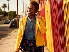 Insecure's Wardrobe Designer Ayanna James on Issa Rae