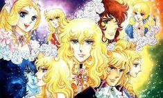 The Rose of Versailles manga by Riyoko Ikeda 70s Cartoons, Lady Oscar, Animation, Manga Anime, Like4like, Aurora Sleeping Beauty, Princess Zelda, Fan Art, Drawings