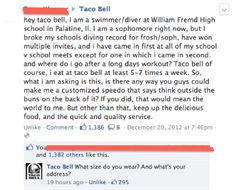 Good guy taco bell at it again - Imgur