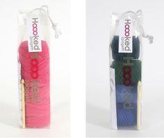 El blog de Dmc: Nuevos kits ganchillo XL con Hoooked Zpagetti