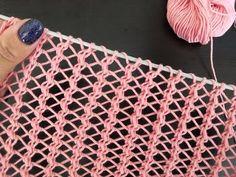 Beginner Knitting Patterns, Knitting Stiches, Knitting Videos, Knitting Charts, Crochet Videos, Easy Knitting, Knitting For Beginners, Dress Sewing Patterns, Crochet Patterns