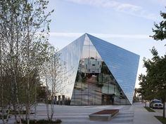 Cleveland's new Museum of Contemporary Art.