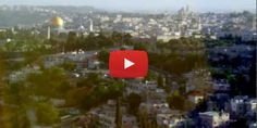 On Your Walls O Jerusalem This beautiful video showcases the magnificent walls and gates of Jerusalem.