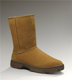 UGG Short Ultimate 5275 Chestnut Boots [UggBoots408] - $105.00