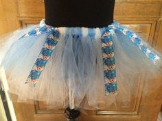 Disney Frozen Elsa Tutu with Ribbon