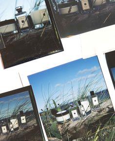 Jo Malone London   Wood Sage & Sea Salt #EnglishCoast #Driftwood #Polaroid