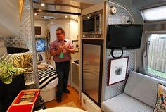 1970 International Airstream Caravanner Land Yacht - Google Search