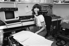 SUZANNE-CIANI - An accomplished pianist, Suzanne composed scores for adverts—Coca-Cola and General Electric being among her clients—using a Buchla Analog Modular Synthesis.