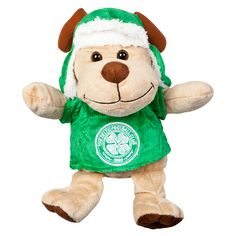3c211460ee9 Celtic Reindeer Plush Toy  softtoys  stockingfiller  Christmas  teddy. Celtic  Football Club