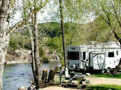 Great place to camp - Four Seasons RV Resort, Salida Colorado.