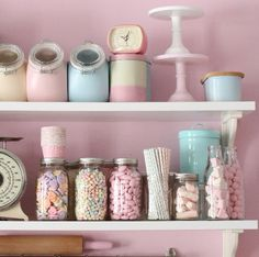 If I had a bakery this was another closet with my baking stuff♡
