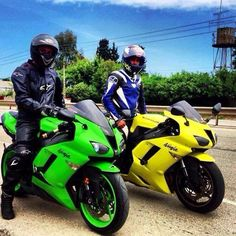 Kawasaki Ninja ZX6R   #Follow me on Bikes If You Like What You See 4 Way More ! ¡ !