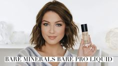bareMinerals Bare Pro Liquid Foundation Review   Shelbey Wilson