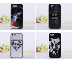 #SuperheroesCase for #Iphone5 5S Keep your cell phone safe protected in style with this accessory
