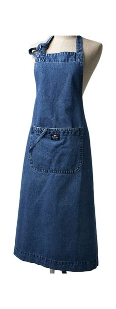 Jeans Apron from Lexington .  #Lexington