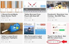 LinkedIn Updates Publishing Platform with New Presentation Options and Features - Social Business, Promote Your Business, Creative Communications, Pretty Fonts, Find A Job, News Stories, Non Profit, The Borrowers, Presentation