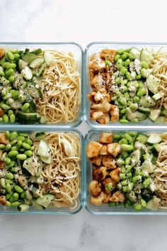 54 healthy lunch ideas for work- save yourself money and eat healthier by making your own lunch. Get a ton of lunch ideas including cold salads, hot lunches, granola bars, snacks and soups! Simple, delicious and healthy lunch recipes. Clean Eating Recipes For Weight Loss, Healthy Eating, Healthy Snacks, Healthy Work Lunches, Easy Healthy Lunch Ideas, Simple Lunch Ideas, Simple Healthy Meals, Healthy College Meals, Healthy Breakfast Recipes For Weight Loss