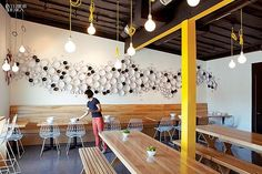 Spice it Up: 5 Fast-Casual Restaurants Put Design on the Menu | Projects | Interior Design