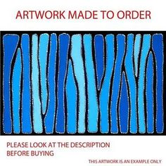 Aboriginal-Art-Painting-by-Sally-Clark-MADE-TO-ORDER-90cm-x-130cm