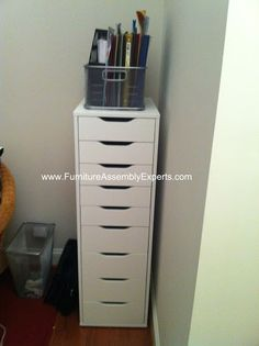 ikea file cabinet assembled in tysons corner va by Furniture assembly experts LLC
