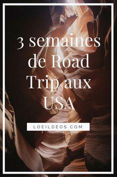 3 semaines de road trip aux USA - Deux itinéraires à la conquête de l'ouest