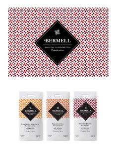 Designed by Justina Sanchis, Bermell is an expert wholesale spices distributor based in Alicante, Spain. They source their spices from the exact regions, to bring the best of the spanish flavors to an international market.