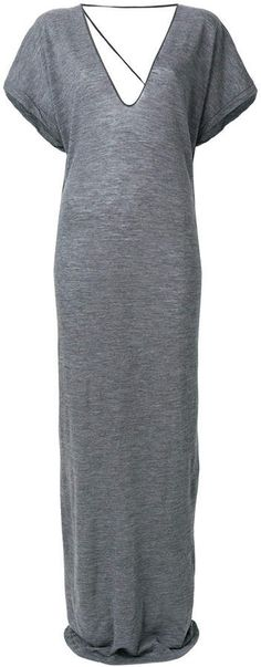 Humanoid Saffir dress
