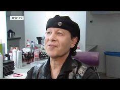 Klaus Meine - der Sänger der Band Scorpions.