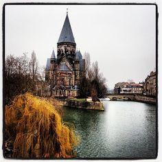 Metz à Lorraine