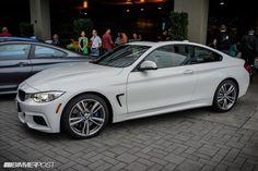 bmw 435i white | Fotos - Lanzamiento en USA: 435i y 428i , ambos M Sport | BMW FAQ Club