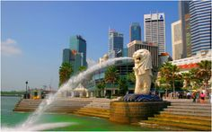 Universal Trip Solutions offers Cheap Singapore Tour Packages and Singapore Packages from India. Plan trip to Singapore and its various tourist attractions with Singapore tourism. Holiday In Singapore, Singapore City, Visit Singapore, Singapore Malaysia, Singapore Travel, Merlion Singapore, Singapore Holidays, Singapore Garden, Singapore Vacation
