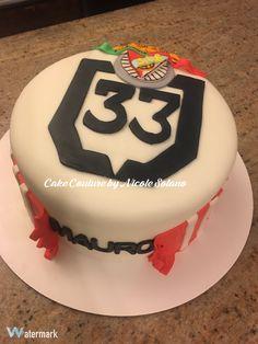 SLB Benfica soccer cake