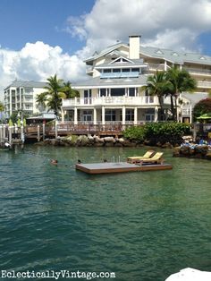 Hyatt Key West - what a beautiful property! Check out this fun road trip from Miami to Key West! eclecticallyvintage.com