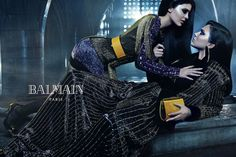 Kendall and Kylie Jenner Star in Balmain Campaign Together | Complex CA
