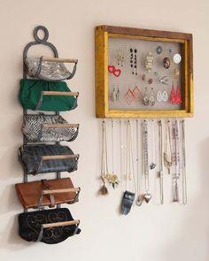 Plutselig er det kult å organisere klær, sko og andre nødvendigheter. Her er 17 smarte oppbevaringstips som kommer til å forandre livet ditt.