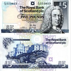 Scottish Words, Church Of Scotland, Go To The Cinema, Royal Bank, Show Me The Money, Things To Sell, Banknote, 1 Pound, Singapore