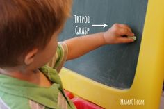 Toys and Games to Help Kids' Pencil Grasp Without Using a Pencil!