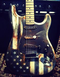 esp american flag guitar killer ax 39 s pinterest the o 39 jays search and photos. Black Bedroom Furniture Sets. Home Design Ideas