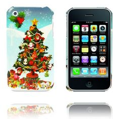 Merry Christmas (Tree) iPhone Cover til Lux-case. Iphone 3, Iphone Cases, Luxor, Merry Christmas, Apple, Cover, Merry Little Christmas, Happy Merry Christmas, Slipcovers