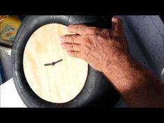 Homemade Wheeleez Beach Cart Kayak Cart Wheels - YouTube